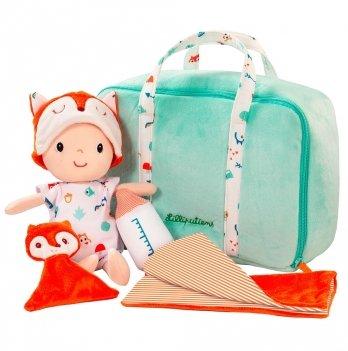 Игровой набор Lilliputens кукла Алекс в чемодане