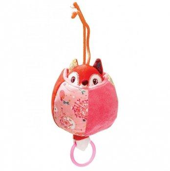 Танцующая игрушка с кольцом Lilliputens Лисичка Алиса