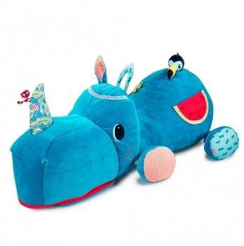 Большая развивающая игрушка Lilliputens носорог Мариус