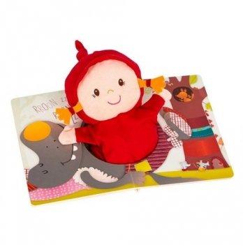 Кукольный театр-книга Lilliputens Красная шапочка