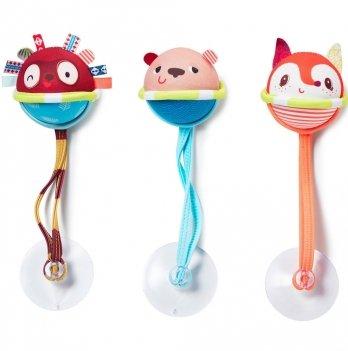 Игрушка для ванной Lilliputens, Три мяча
