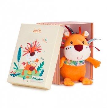 Мягкая игрушка Lilliputens лев Джек