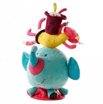 Мягкая игрушка Lilliputens балансирующий слоник Альберт
