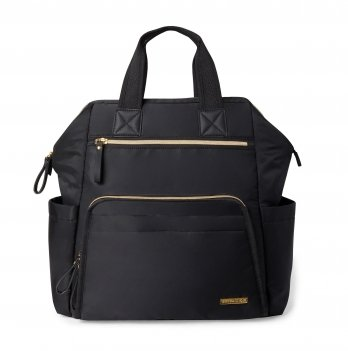 Рюкзак для мамы Skip Hop MainFrame Черный 200150