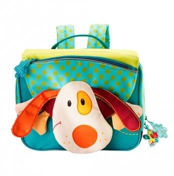 Дошкольный рюкзак собачка Джеф Lilliputiens