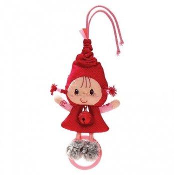 Игрушка-подвеска Lilliputens Красная Шапочка, с колокольчиком