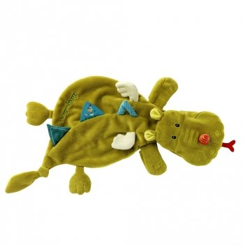 Игрушка-обнимашка Lilliputiens, дракон Уолтер