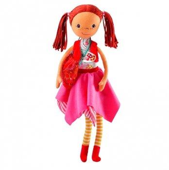 Мягкая Цирковая кукла Ольга, Lilliputiens