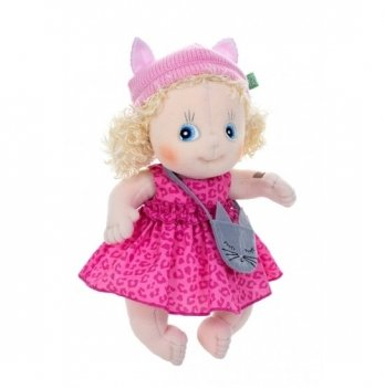 Коллекцинная кукла Rubens Barn Cutie Activity Emelie