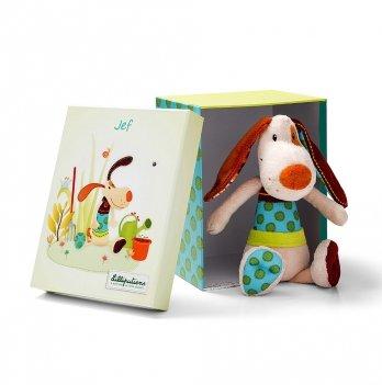 Мягкая игрушка Lilliputens Собачка Джеф