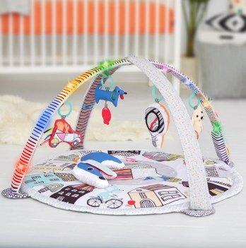 Развивающий коврик Skip Hop Город 307250