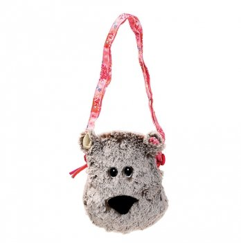 Детская сумочка медведица Цезария Lilliputiens