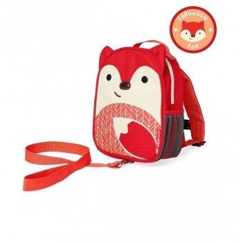 Рюкзак с ремешком безопасности Лиса Skip Hop 212267