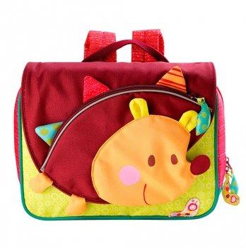 Дошкольный рюкзак ежик Симон Lilliputiens