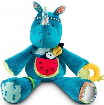 Развивающая игрушка Lilliputiens, носорог Мариус