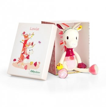 Мягкая игрушка Lilliputens Единорог Луиза