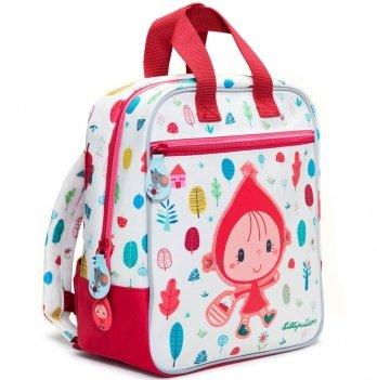 Детский рюкзак Lilliputens, Красная Шапочка