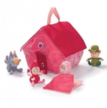 Кукольный театр Lilliputiens, Красная шапочка
