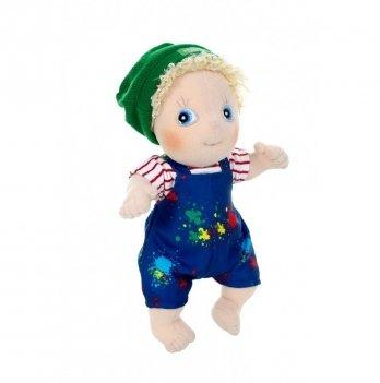 Коллекцинная кукла Rubens Barn Cutie Activity Adam