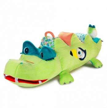 Большая развивающая игрушка Lilliputens крокодил Анатоль