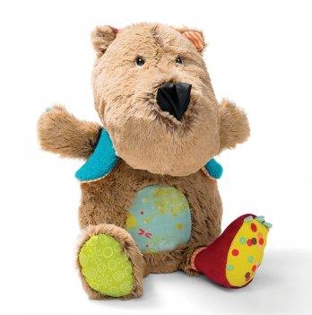 Музыкальный ночник Lilliputens Медведь Цезарь