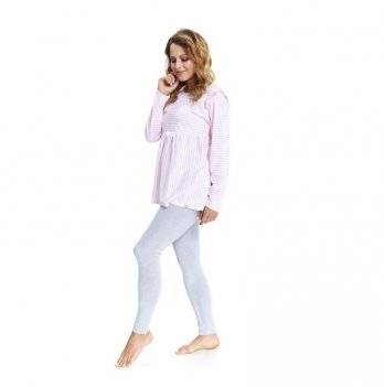 Пижама женская Dobranocka PM.9528 sweet pink