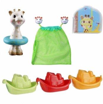 Подарочный набор Vulli Sophie la girafe для купания