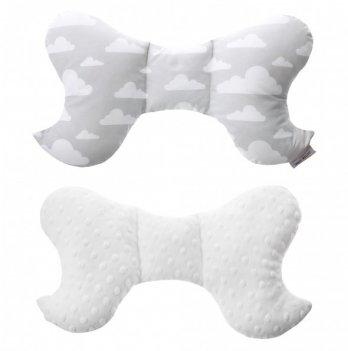 Подушка Cotton Living Крылья Ангела Silver Clouds (White)