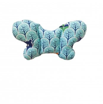 Подушка в коляску Merrygoround Bear mint PKL_19