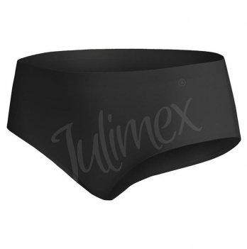 Трусики бесшовные Jullimex Simple черные