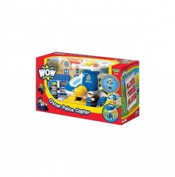 Полицейский вертолет Оскар Wow toys