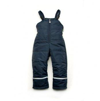 Полукомбинезон детский демисезонный Модный карапуз Синий 03-00837