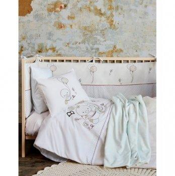 Постельное белье для младенцев Karaca Home - Baby Ducks 2017-1, аппликация