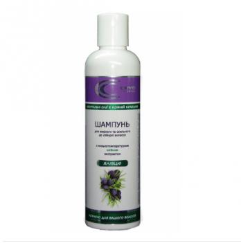 Натуральный шампунь для жирных волос Cryo Cosmetics, с экстрактом можжевельника