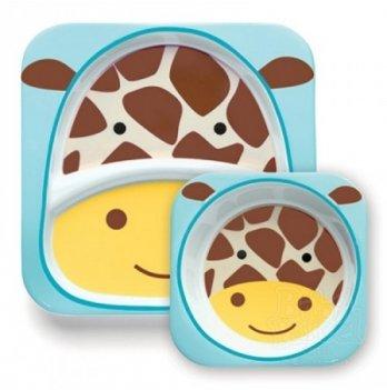 Набор тарелок Skip Hop Жираф