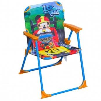 Кресло раскладное Arditex Микки Маус, синее