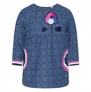 Платье для девочки Tuc Tuc 50350 джинсовое