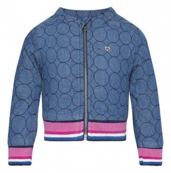 Пиджак для девочки Tuc Tuc 50369 джинсовый