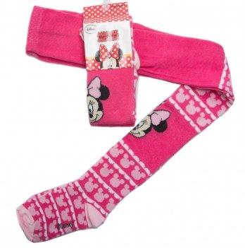 Колготы для девочки, Disney Sun City Минни Маус розовые