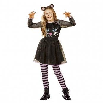 Костюм маскарадный Halloween Черная кошка