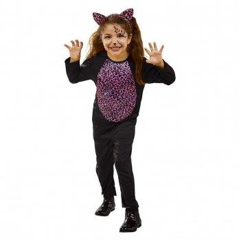 Костюм маскарадный Halloween Черная мышка