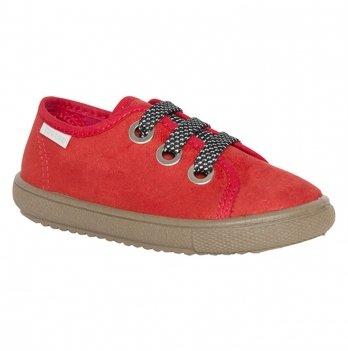Кроссовки замшевые для детей Tuc Tuc 50187 красный