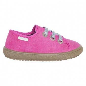 Кроссовки замшевые для детей Tuc Tuc 50381 розовый