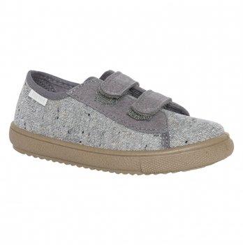 Кроссовки на липучках для детей Tuc Tuc 50188 серый