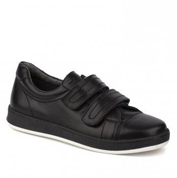 Туфли кожаные для мальчика Shagovita 51297_black