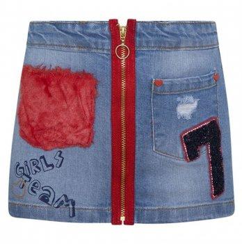 Юбка джинсовая для девочки Tuc Tuc 50555