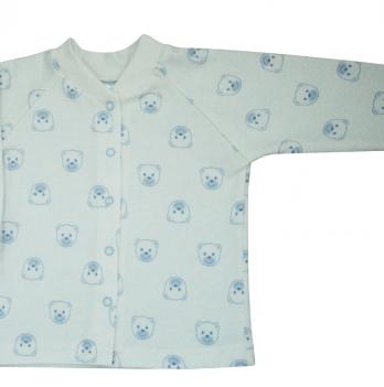 Кофточка Baby Bear blue Veres футер