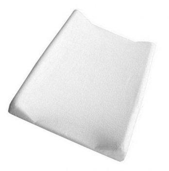 Простыня на резинке для пеленального матраса Effiki белая