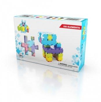 Развивающий 3D конструктор Meli Basic 150 элементов