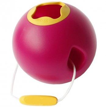 Сферическое ведро Quut, BALLO, цвет розовый+желтый